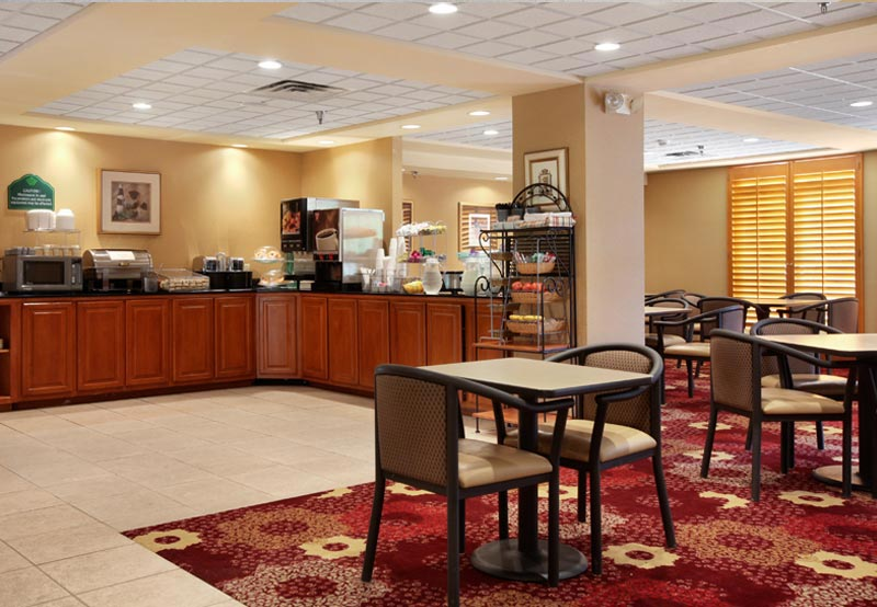 Cafe in Wingate by Wyndham Chattanooga Hotel