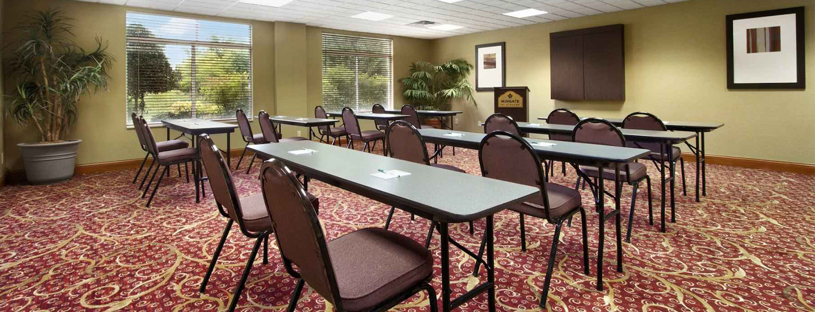 Meetings & Events in Wingate By Wyndham Chattanooga