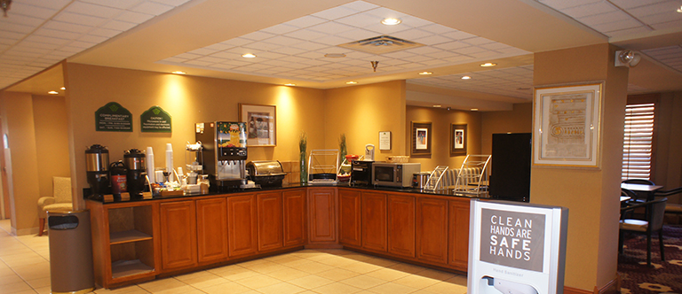 Executive Suites in Wingate by Wyndham Chattanooga